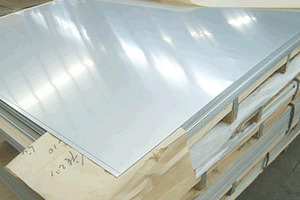 Stainless steel plate size