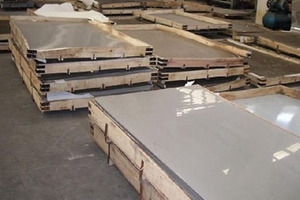 2B stainless steel plate