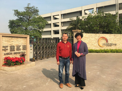 stainless steel factory gate CEO